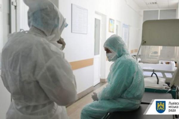 На Львівщині - 4 нові смерті від ускладнень COVID-19