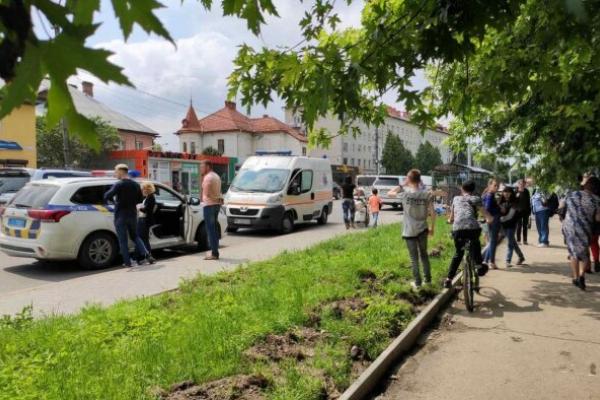 Стрілянина на Львівщині: підприємці влаштували розбірки (Фото)
