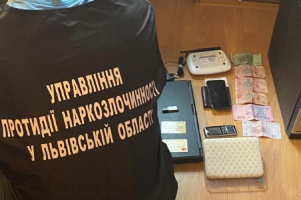 На Сокальщині припинили діяльність злочинної групи з розповсюдження наркотиків (Фото)