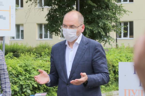 Степанов звільнив керівника Львівського обласного лабораторного центру