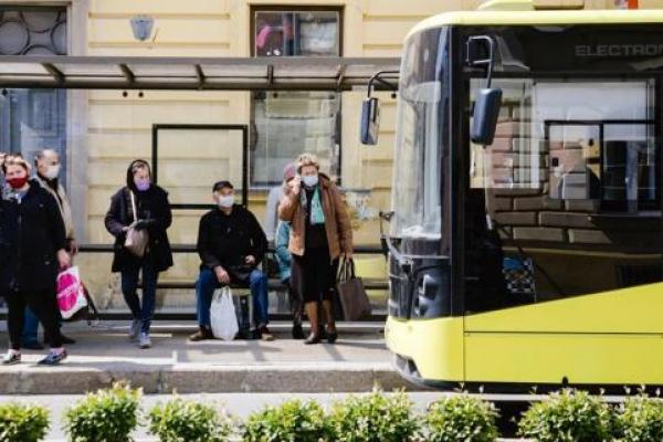 На Львівщині відновили пасажирські перевезення