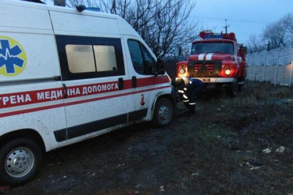 На Львівщині 94-річний чоловік згорів у власному будинку