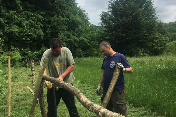 СУМ береться відновити таборову оселю в Грабівці (Фото)