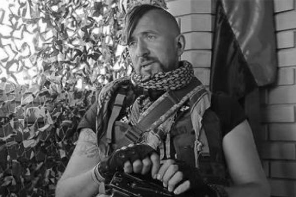 4 роки тому від кулі снайпера загинув Василь Сліпак