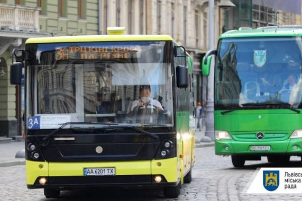 У Львові заохочують пільговиків користуватися громадським транспортом 5 годин