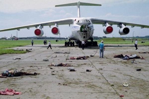 Родичам загиблих в авіакатастрофі на Скнилові виплатять по 2 тис. грн