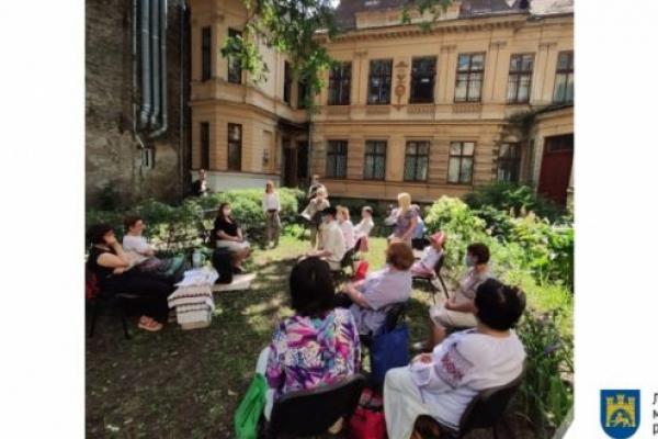 Незрячі львів'яни змагалися у конкурсі декламаторів