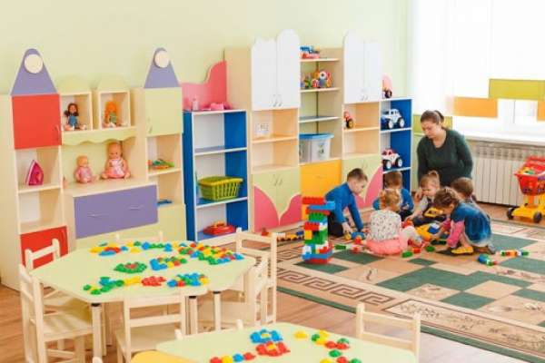 У Львові запрацювали дитсадки: у перший день їх відвідало 1100 дітей