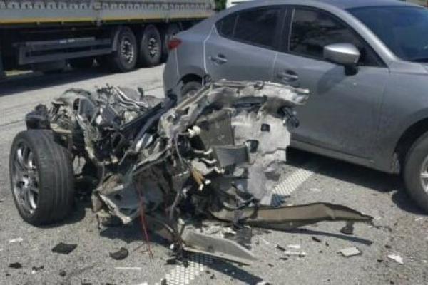 ДТП на Львівщині: загинуло дві людини (Фото)