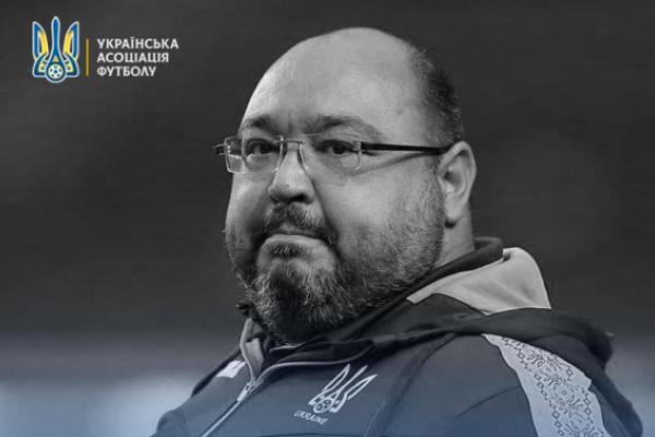 Від коронавірусу помер лікар збірної України з футболу