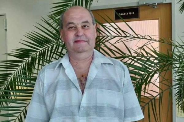 Мешканця Коростеня, якому у Львові пересадили серце, виписали з лікарні