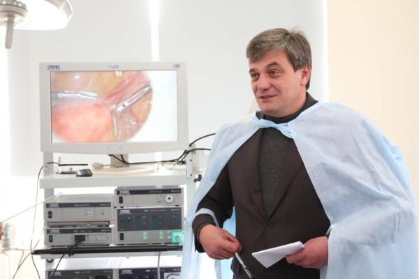 Головний медик Львова Володимир Зуб пішов з посади
