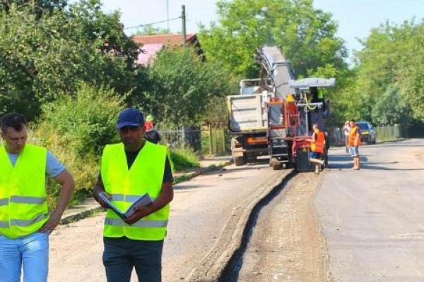 З 12 серпня стартує ремонт сільських доріг