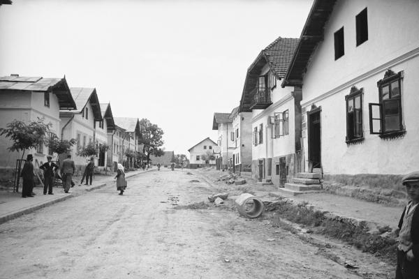 Селище Розділ на фото 90 років тому (Фото)
