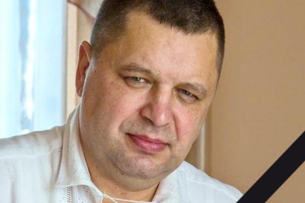 Відійшов у вічність журналіст Сергій Лопатнюк
