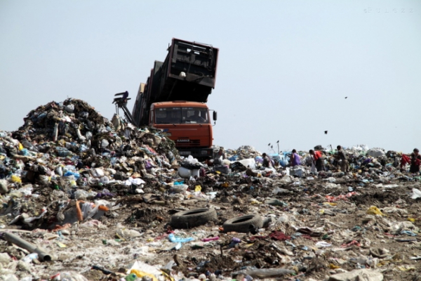 Львівське сміття знову виявили на Вінниччині