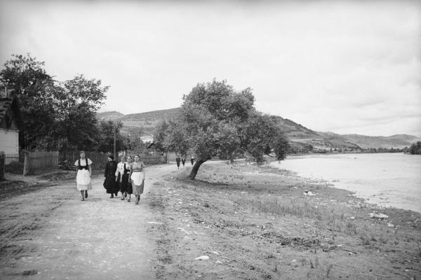 Село Корчин на фото 1930-х років (Фото)