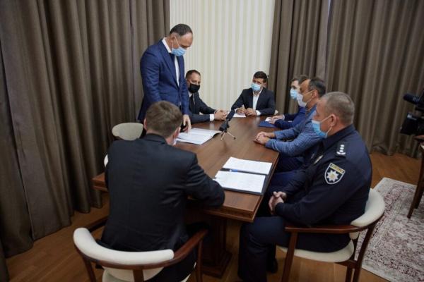Зеленський дав два тижні правоохоронцям Львівщини, щоб показати результат у боротьбі зі злочинністю