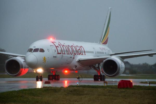 Вперше в історії Львова: в аеропорту приземлився Boeing 787 Dreamliner (Фото)