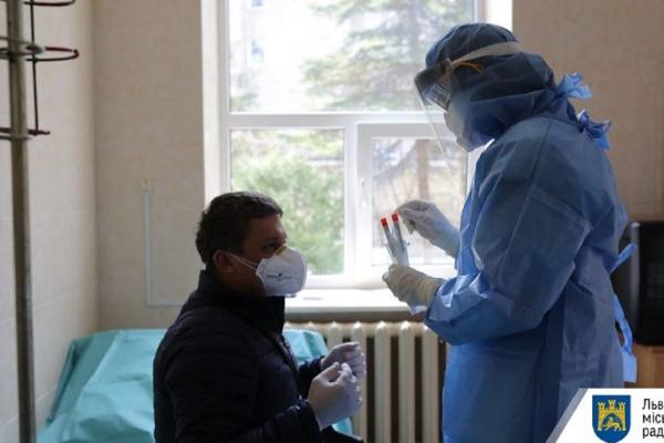 Коронавірус на Львівщині: за добу хворобу діагностували у 240 людей