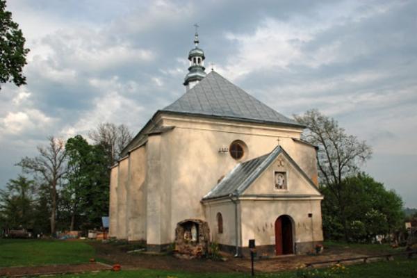 У храмі на Львівщині виставлять мощі Святого Івана Павла ІІ