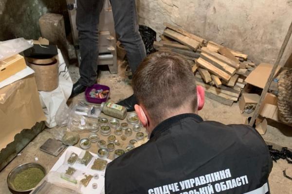 У Львові викрили оптовика-наркоторговця - збував наркотики на території міста