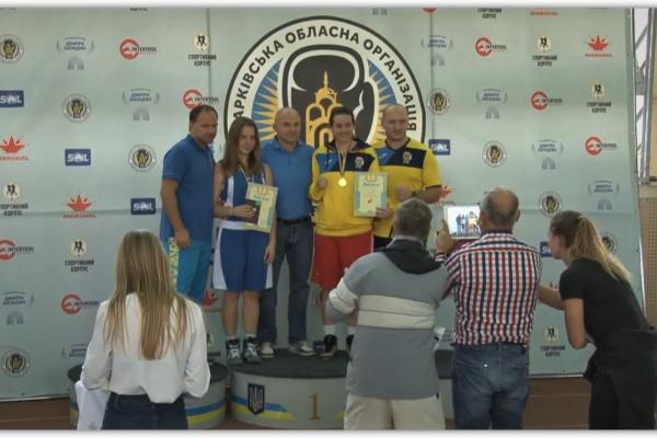 Юна львів'янка стала віце-чемпіонкою України з боксу серед жінок-молоді в Харкові