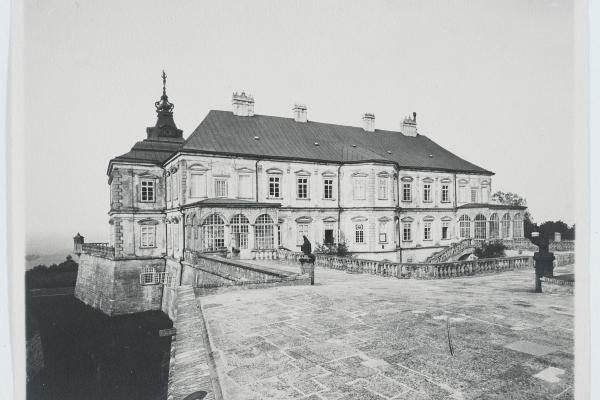 Підгорецький замок на фото 100 років тому (Фото)
