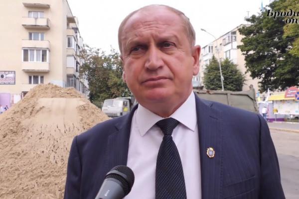 На виборах мера Бродів переміг чинний міський голова Анатолій Белей