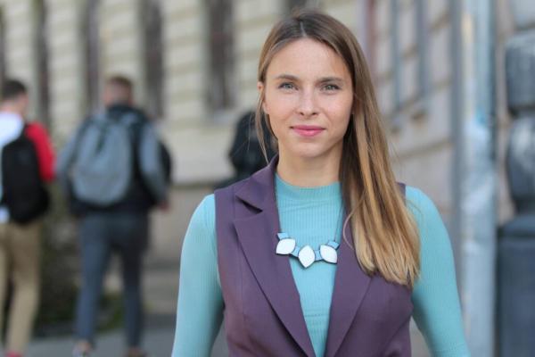 Юлія Гвоздович і УГП визначаються з підтримкою у 2 турі виборів мера Львова