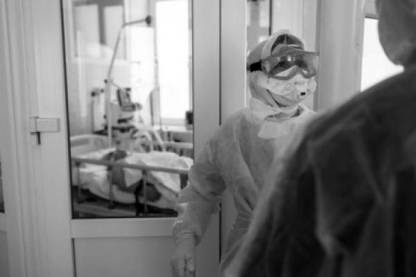 У Львові розгортають додаткові місця у всіх лікарнях, де приймають хворих на Covid-19