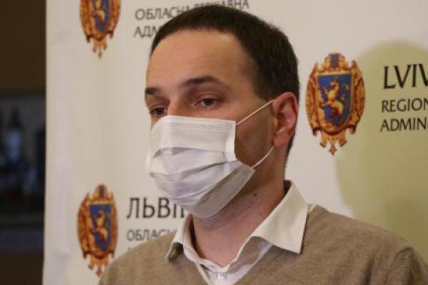 Коронавірус на Львівщині - щоденно госпіталізовують 180-200 пацієнтів