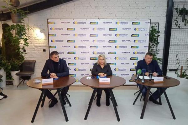 У Львові депутати трьох партій співпрацюватимуть у раді ОТГ