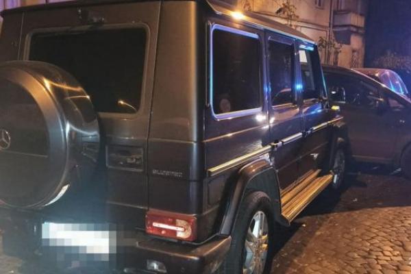 Понад три проміле: 49-річний водій позашляховика розбив три авто в центрі Львова