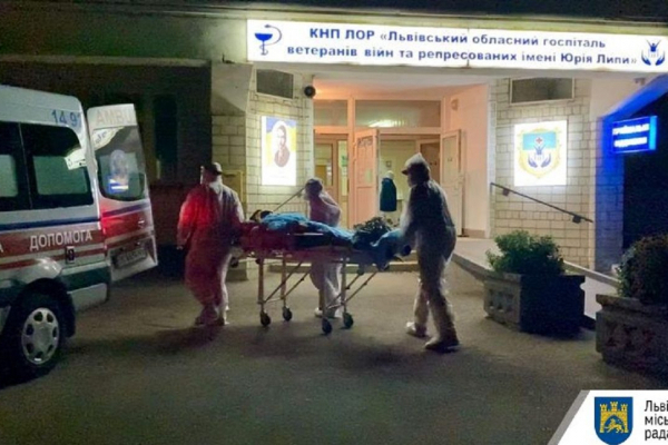 Подачу кисню у Винниківському госпіталі відновлено