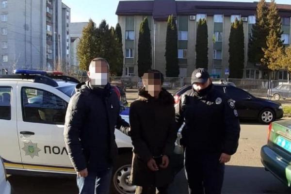 На Львівщині затримали 18-річного закарпатця, якого розшукували за крадіжки (Фото)