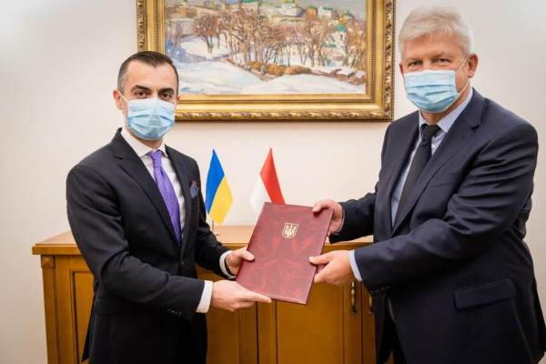 Львів'янин Андрій Іонов став почесним консулом Індонезії в Україні