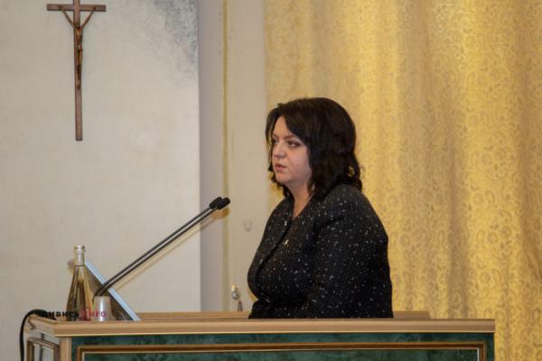 Ірина Гримак стала головою Львівської обласної ради