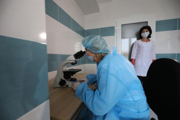 Одну з львівських лікарень повністю віддадуть для лікування хворих на коронавірус