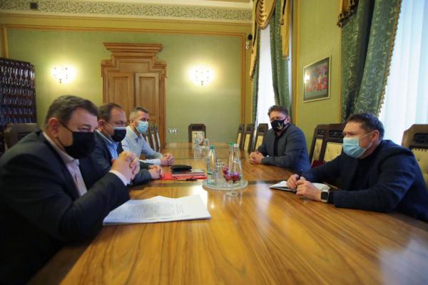 Біля Львова на 24 га планують збудувати перший «львівський Амазон»