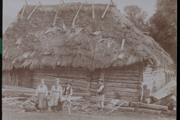 Головецько на фото 100 років тому (Фото)
