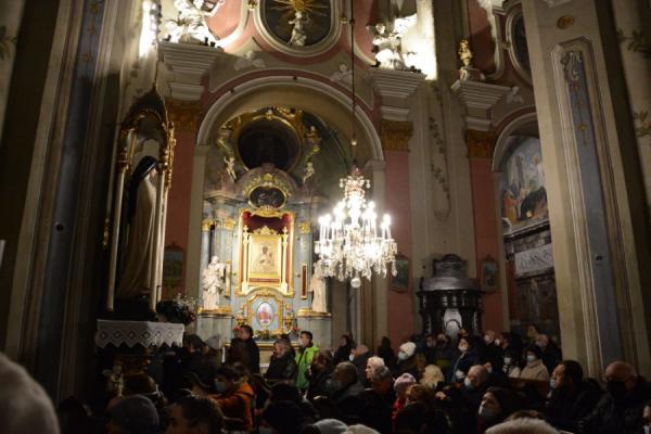 Католицьке Різдво: у Львові у Латинській катедрі відбулася Різдвяна Пастирка (Фото)