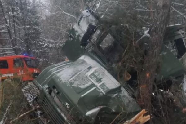 ДТП біля Яворівського військового полігону: стали відомі подробиці