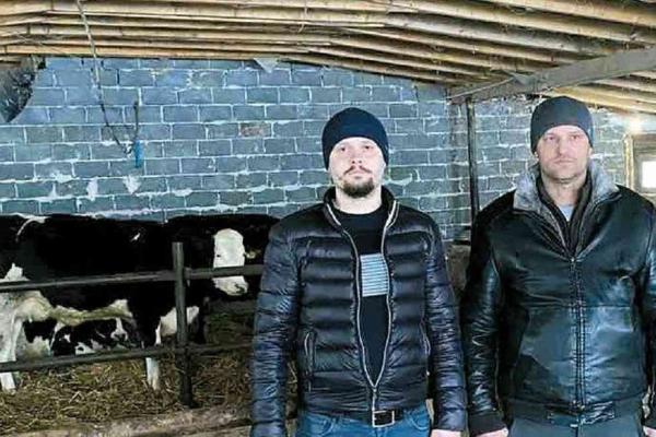 Як двоє хлопців-атовців зі Львівщини створили молочну ферму
