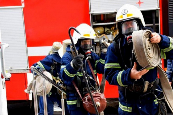 В Стрийськму районі під час пожежі загинув чоловік