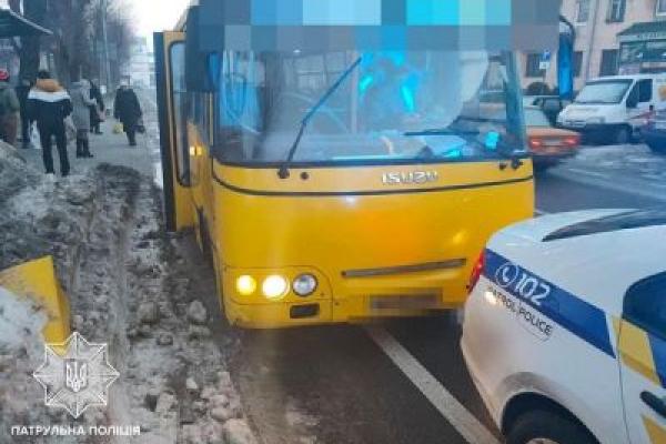 У Львові водії маршруток пропонували хабар поліцейським (Фото)