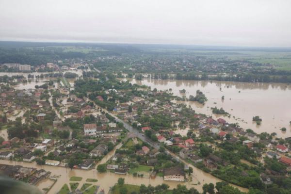Еколог: У Карпатах після відлиги можливий сильний паводок