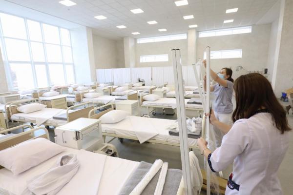 COVID-19 на Львівщині: за добу померло 18 хворих на коронавірус