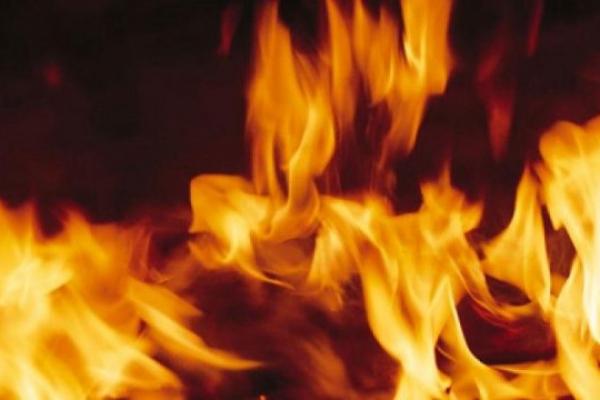 На Львівщині у пожежі загинула людина
