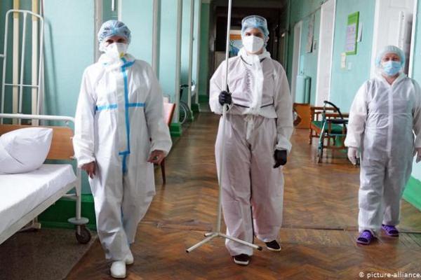 Коронавірус на Львівщині: за добу госпіталізували 162 особи